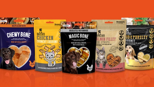 Introducing our pawsome new treats